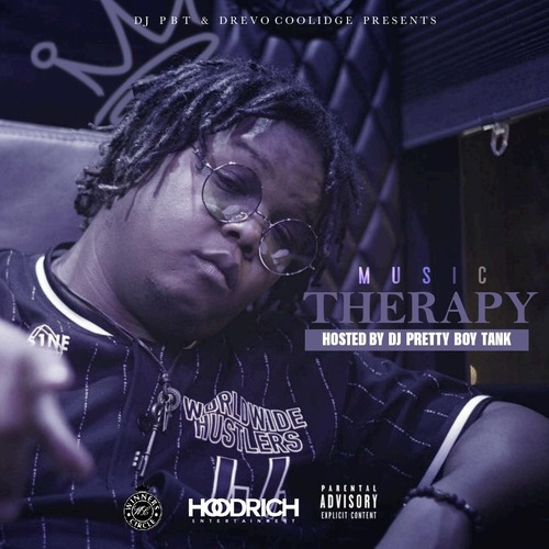"Drevo Coolidge (@drevocoolidge) - ""Music Therapy"" Hosted by @DJPrettyBoyTank"