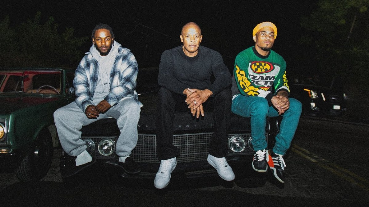 Anderson .Paak - TINTS ft. Kendrick Lamar