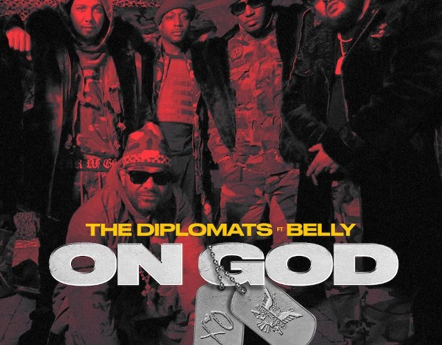 The Diplomats – On God ft. Belly