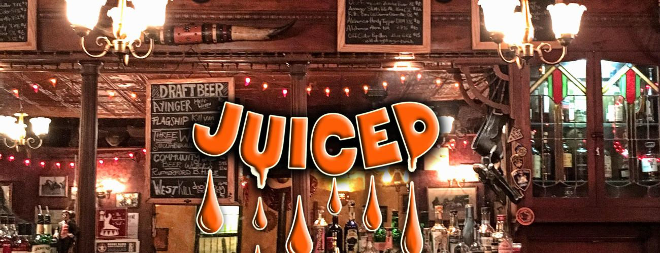 Ed Jackson's Time Out – Juiced