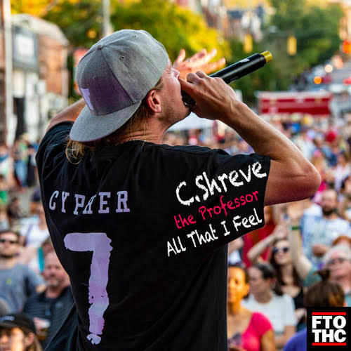 "C. Shreve the Professor (@seeSHREVE) - ""All That I Feel"""