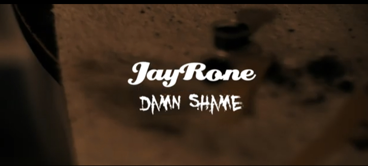 "Jayrone (@voiceofahustler) - ""Damn Shame"" (Video)"