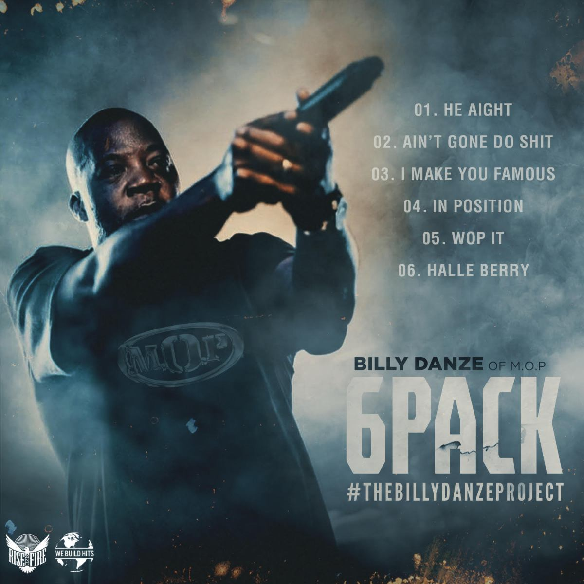 "Billy Danze (@BILLDANZEMOP) - ""Six Pack"" EP + ""Whop It"" (Video)"