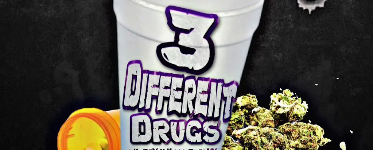 "Lil Zay (@1LilZay_) & Kvng Zeakyy (@kvng_zeakyy) – ""3 Different Drugs"""