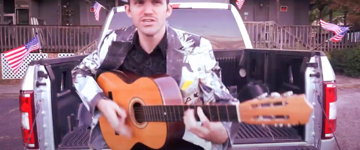 """Wade Carson & The P-38's – """"I Love My Truck"""""""