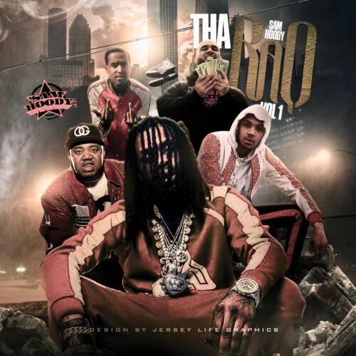 """DJ Sam Hoody (@Samhoody) Presents: """"Tha Raq"""" Vol. 1 (Mixtape)"""