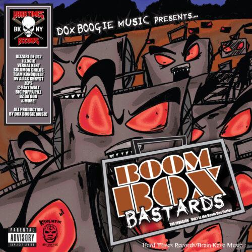 """Dox Boogie (@DoxBoogie) – """"Boom Box Bastards"""" (Album)"""