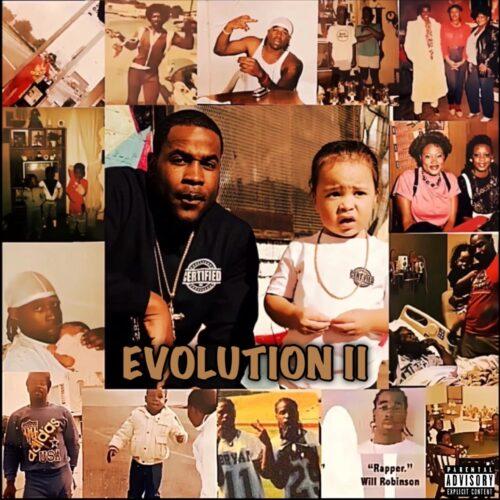 """Chill Will Da Don (@ChillWillDaDon) – """"Evolution II"""" (Album)"""