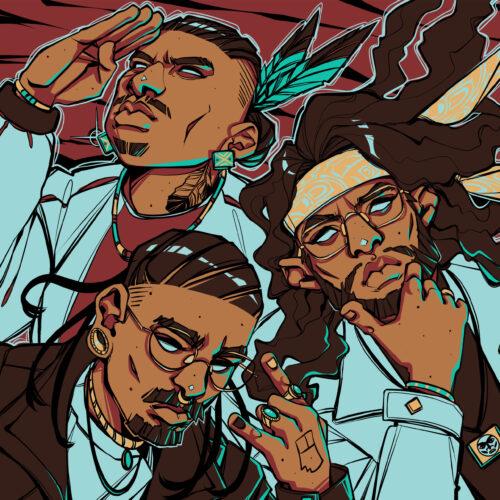 "Snotty Nose Rez Kids (@TheRezKids) & Drezus (@Drezus) – ""Where They At"""