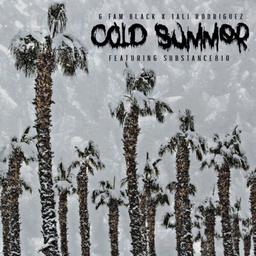 "G FAM BLACK (@GFamThePirate) & Tali Rodriguez (@TaliRod791) F/ Substance810 (@Substance810) – ""Cold Summer"""