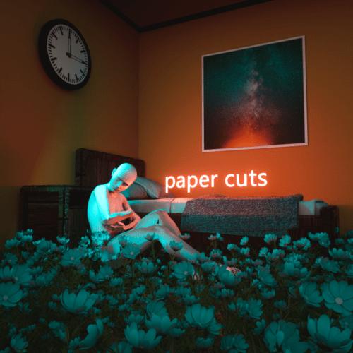 "Mr. Forge (@cosmicchicano) – ""Paper Cuts"""
