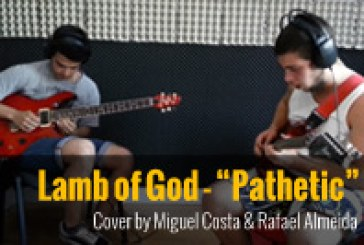 Lamb of God – Pathetic [Cover]