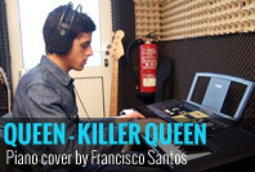 Queen – Killer Queen – Piano cover by Francisco Santos