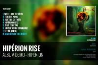 Hipérion – Hipérion Rise – Demo