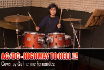 AC-DC – HIGHWAY TO HELL – COVER BY GUILHERME FERNANDES