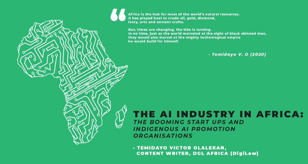 THE AI INDUSTRY IN AFRICA