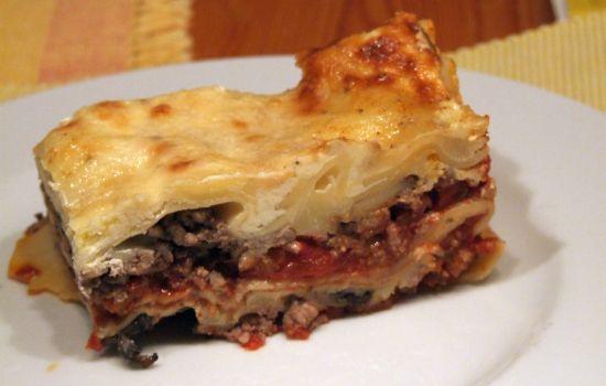 Foto: Lasagne Bolognese