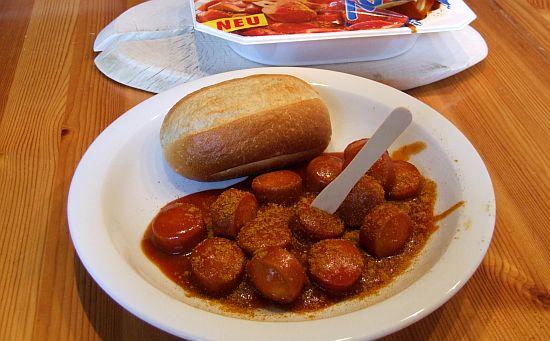 Fertigcurrywurst Curryking von Meica