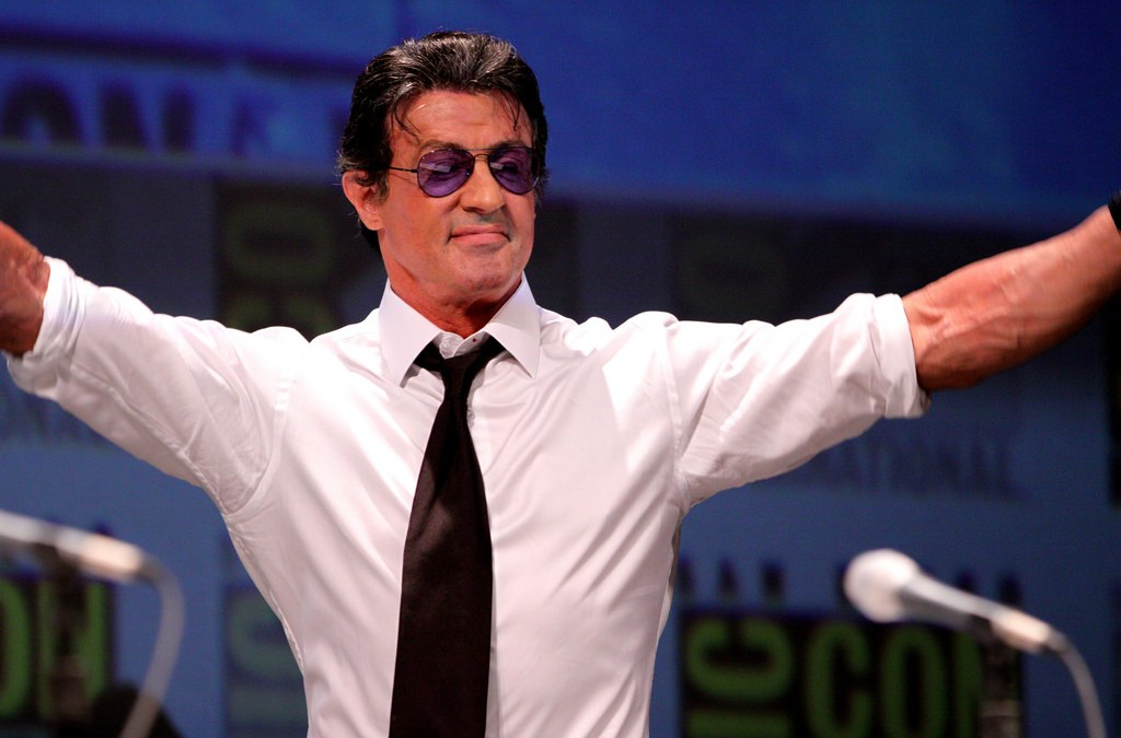 Lessons From Sylvester Stallone's Climb To Success