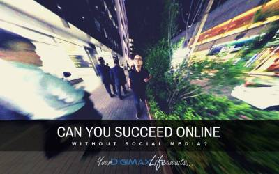 Can you succeed online without social media?