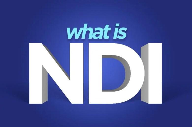 An In-Depth Guide to NDI
