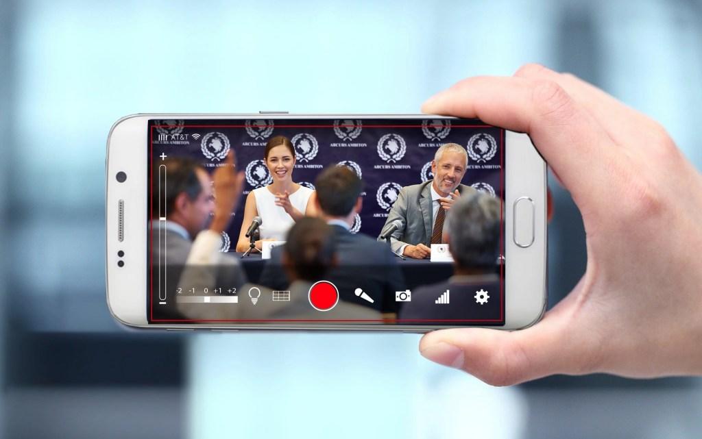 NDI|HX Cam App