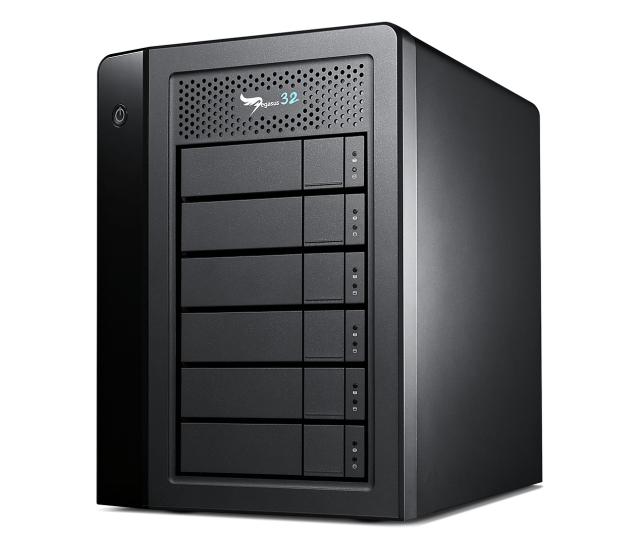 PROMISE Pegasus32 R6 RAID System