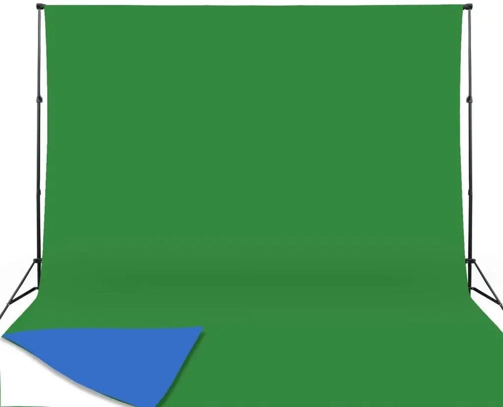 Greenscreen Backdrop YouTube Studio