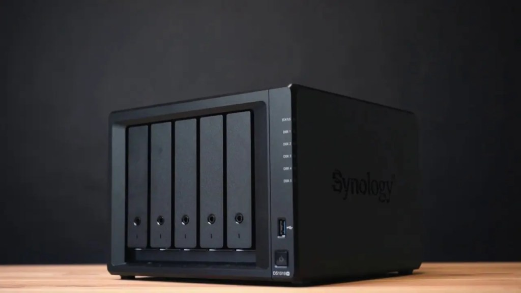 Synology - Best NAS for video editing