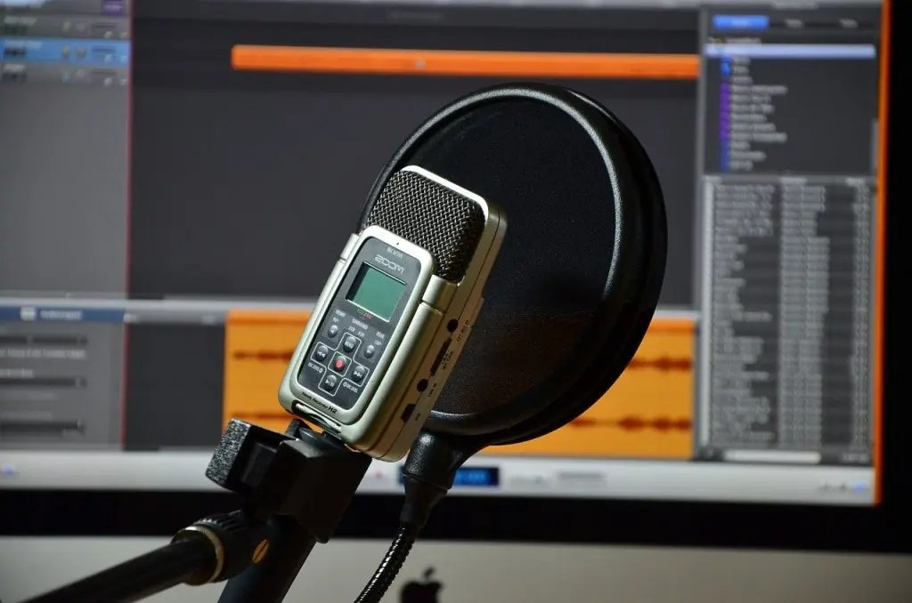 Zoom audio recording set up for best podcast device