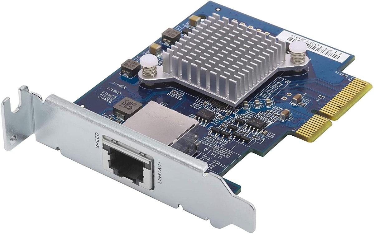 QNAP 10GbE PCIe