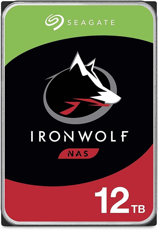 12TB IronWolf