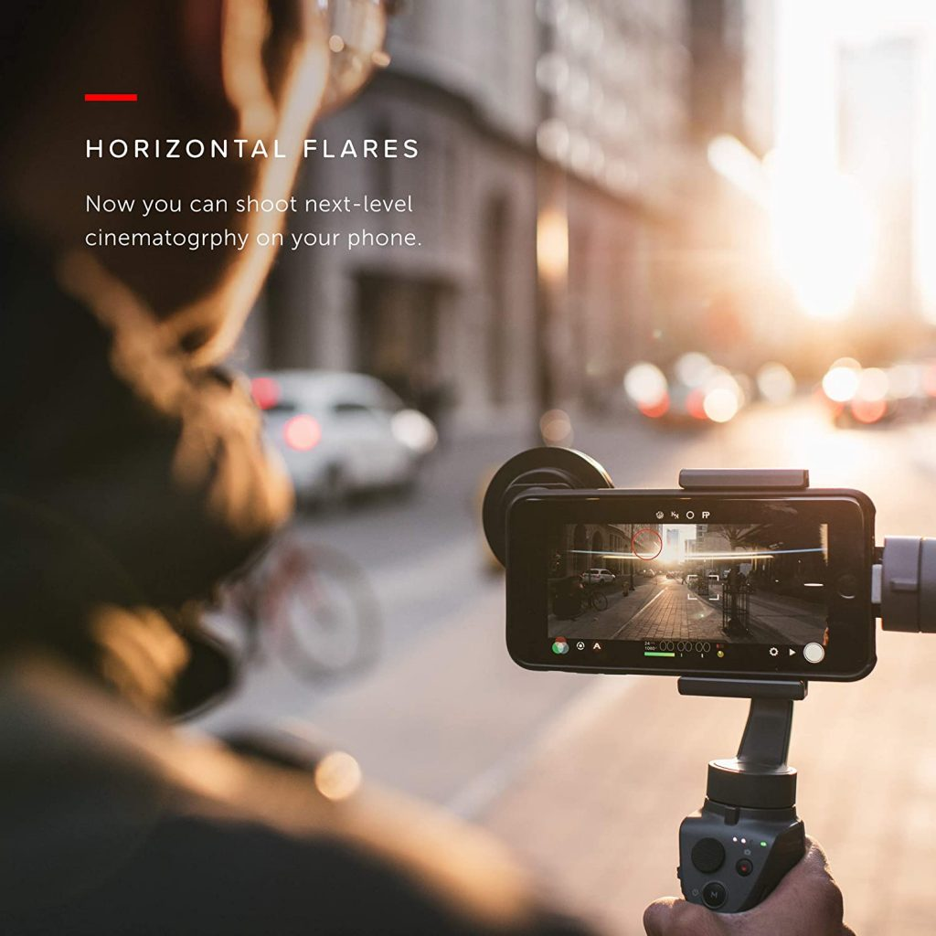 Moment Anamorphic Lens Flares - Camera Related Gifts