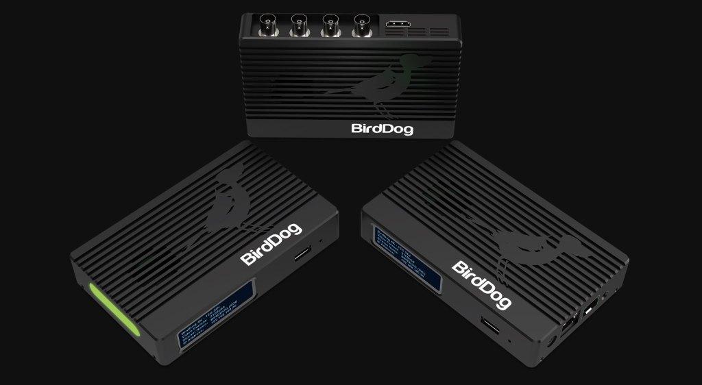 BirdDog 4K Family HDMI to NDI