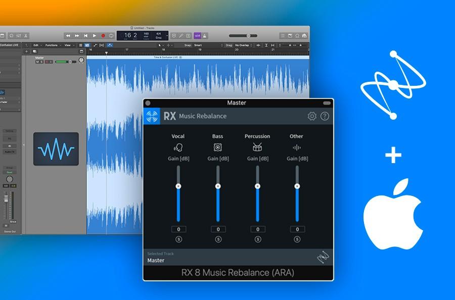 Music Rebalance Tool iZotope plugins