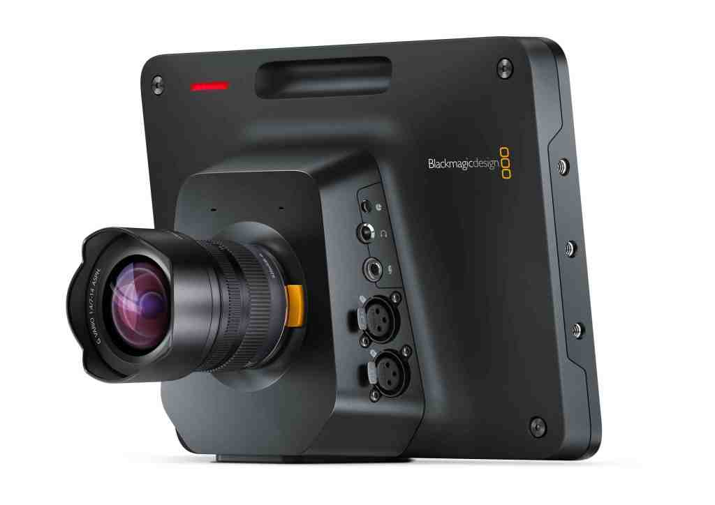 Blackmagic Design Camera Design