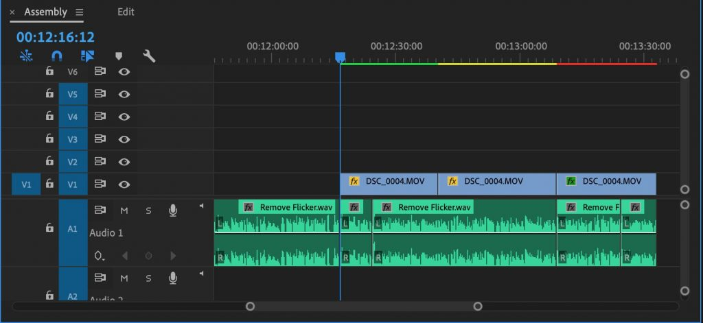 Premiere Pro Render Status Colors - how to render video
