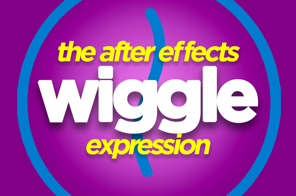 Wiggle Expression After Effects
