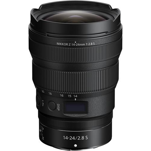 Nikon NIKKOR Z 14-24mm f/2.8 S Lens Black Friday Deal