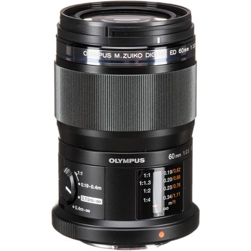 Olympus M.Zuiko Digital ED 60mm f/2.8 Macro Lens Black Friday Deal