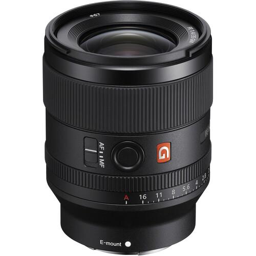 Sony FE 35mm f/1.4 GM Lens Black Friday Deal