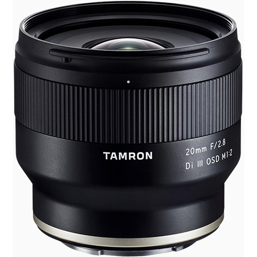 Tamron 20mm f/2.8 Di III OSD M 1:2 Lens for Sony E Black Friday Deal