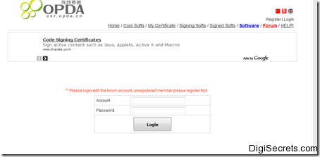 install-Unsigned Nokia
