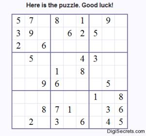 Sudoku Web