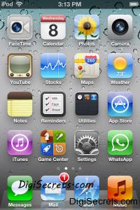 Whatsapp on iPod
