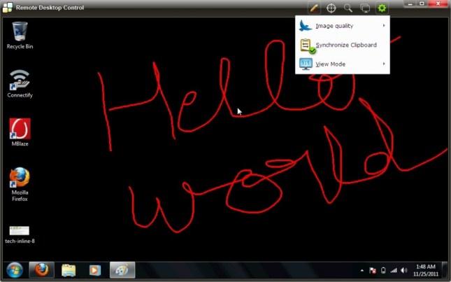 Techinline Remote Desktop 9