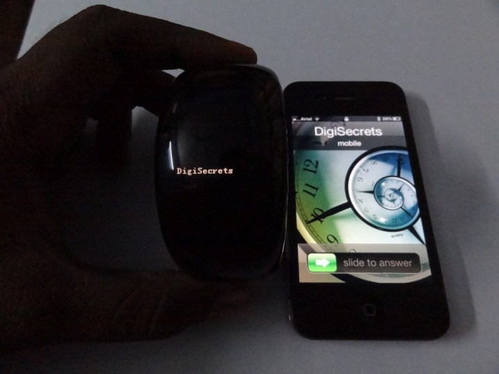 SmartTime Bluetooth Watch With Caller ID