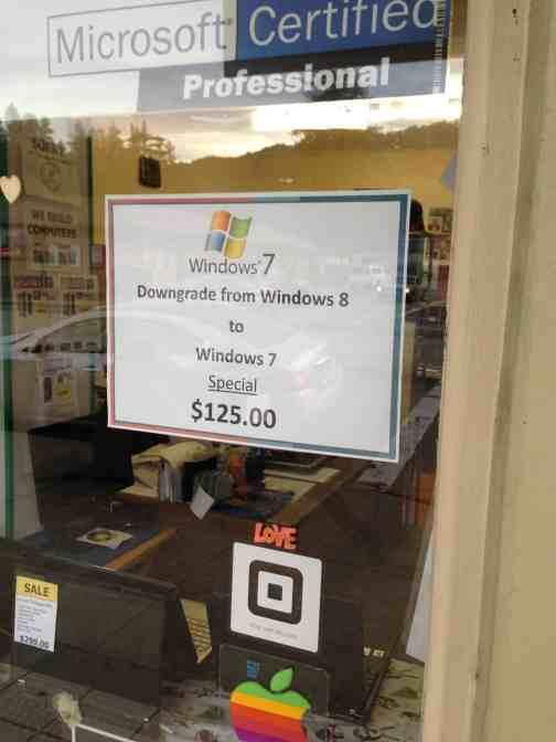 Windows 8 Sucks 1