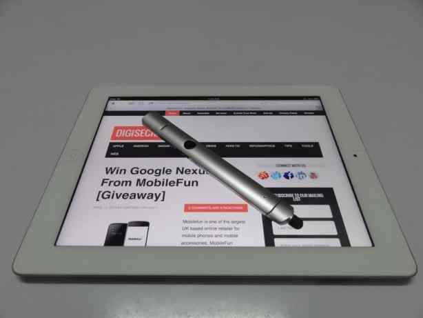 Padblue 2 Stereo Wireless Bluetooth Pen (3)