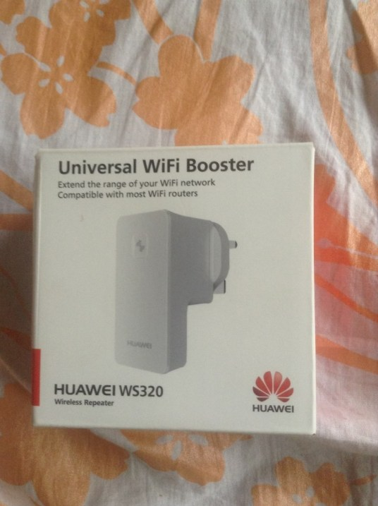 Huawei WS320 WiFi Repeater  Booster (3)